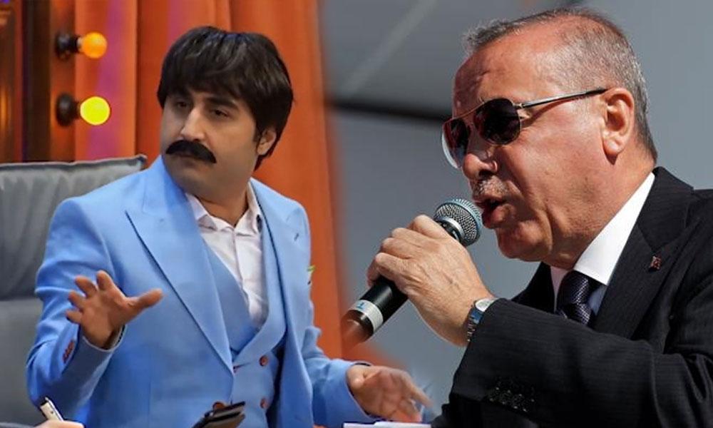 Güldür Güldür'ün skeci gerçek çıktı: Erdoğan'da aynı sözleri söylemiş