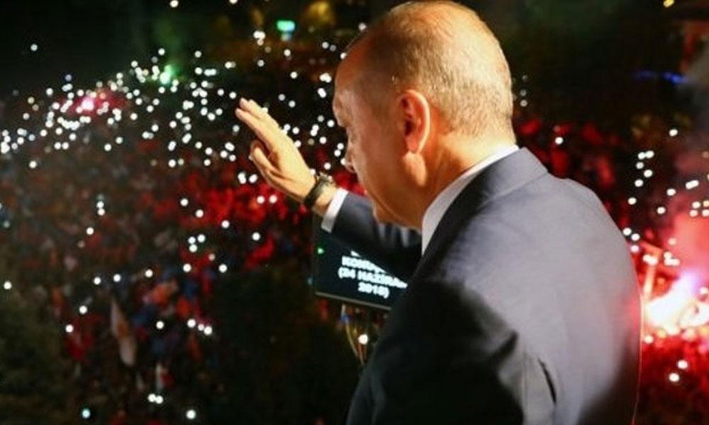 Erdoğan'ın balkon konuşması için hazırlıklara başlandı