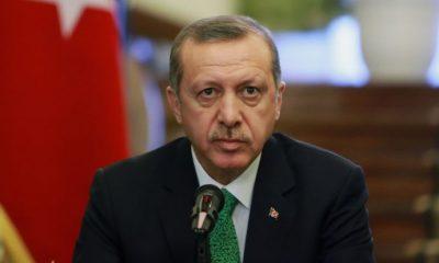 Recep Tayyip Erdoğan tehtid