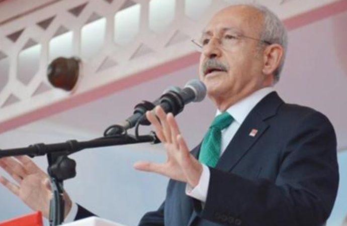 Kılıçdaroğlu'ndan 'Tank Palet' açıklaması: Vatana ihanettir