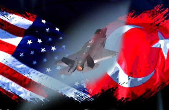 Flaş… ABD'de Türk pilotlara verdiği F-35 eğitimini sonlandırdı