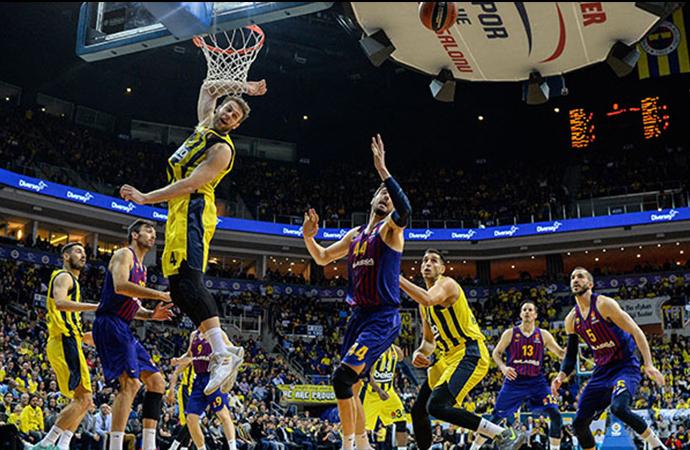 Fenerbahçe Beko – Barcelona Lassa: 88 – 82