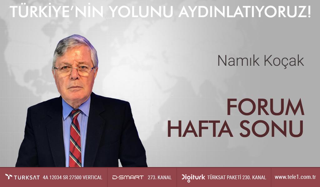 """""""Doları zıplatmaya bir tweet yetiyor!"""" – Forum Hafta Sonu (24 Mart 2019)"""