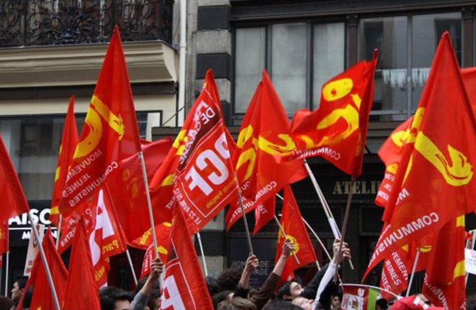 Fransız Komünist Partisi yöneticileri Türkiye'de gözaltına alındı