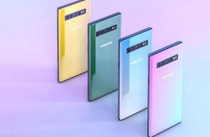 Galaxy Note 10 modeli hakkında ilk bilgiler gelmeye başladı