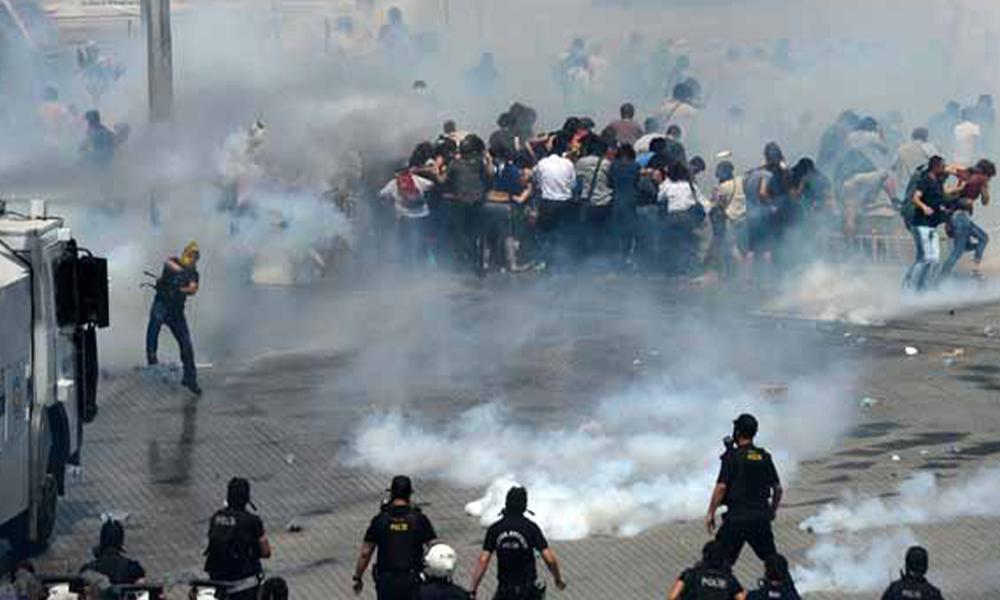Soner Yalçın'dan Gezi iddianamesi çıkışı: Aman yapma dediler
