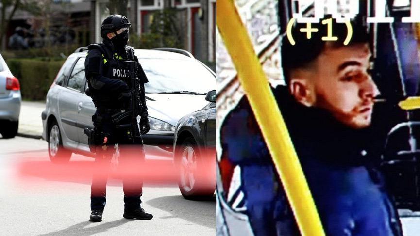 Hollanda'da tramvaya silahlı saldırı. Ölü ve yaralılar var. Zanlı Türk çıktı
