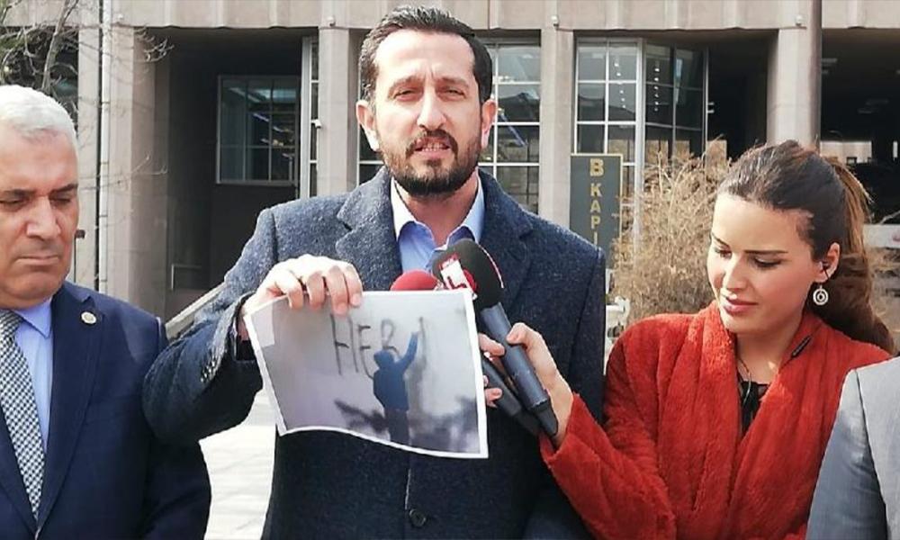 CHP'den 'Biji Mansur' yazısına suç duyurusu