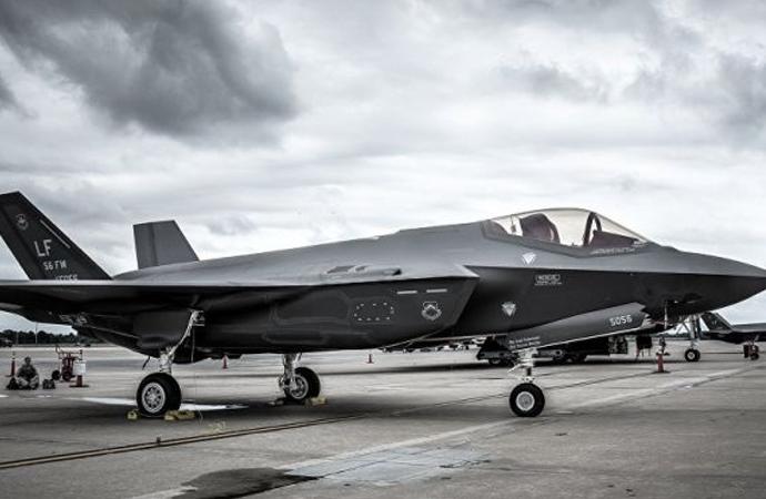 Üreticiler arasında Türkiye de vardı! ABD'den skandal F-35 kararı