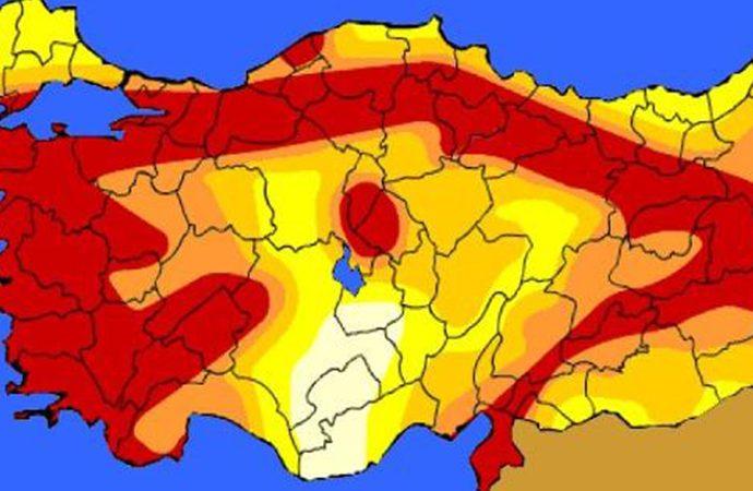 Türkiye'nin deprem haritası değişti: İşte tehlikesi artan ve düşen kentler