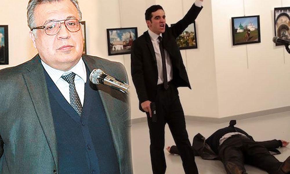 Karlov suikastı davasında 2 tahliye