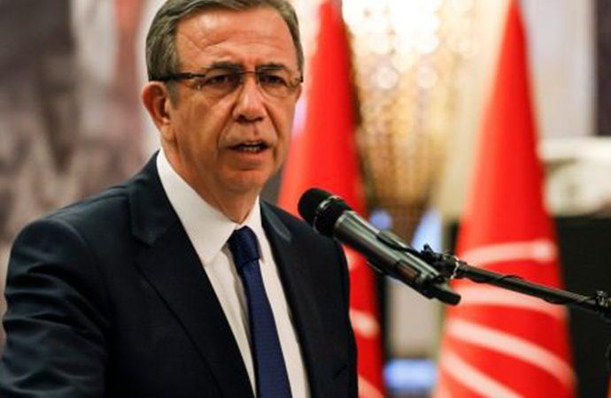 AKP'den Mansur Yavaş'a ilk tebrik
