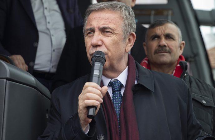 Mansur Yavaş'tan 'senet' iddialarına yanıt: İftira ve provokasyon