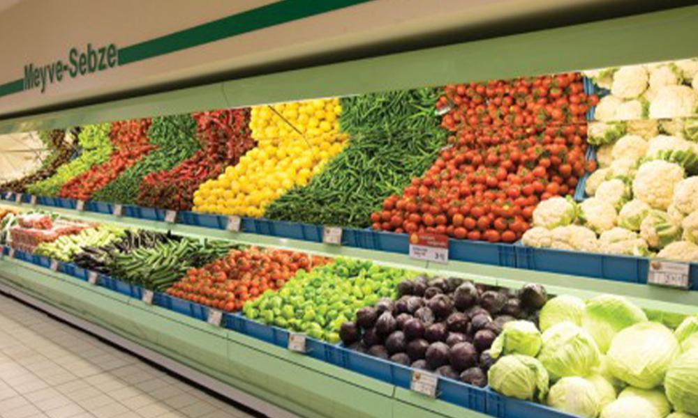 Rekabet Kurumu'ndan zincir marketlere 'meyve sebze' soruşturması