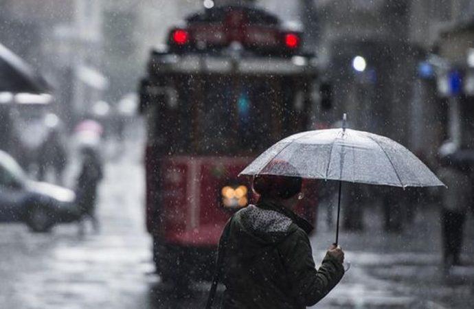 Yağmur geri dönüyor… Meteorolojiden sarı kodlu uyarı!