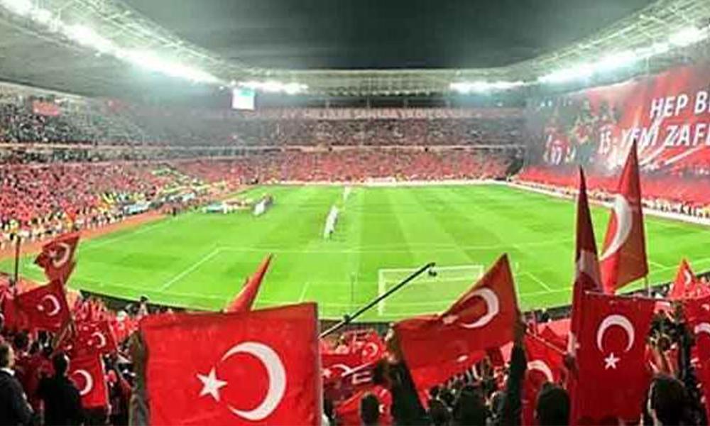 Millilerimiz Euro 2020'de! Türkiye-İzlanda: 0-0