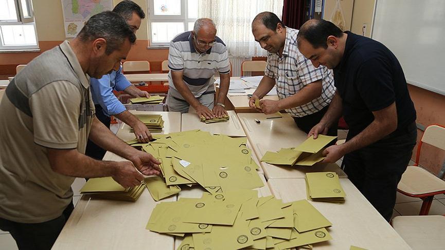 Mersin 31 Mart yerel seçim sonuçları