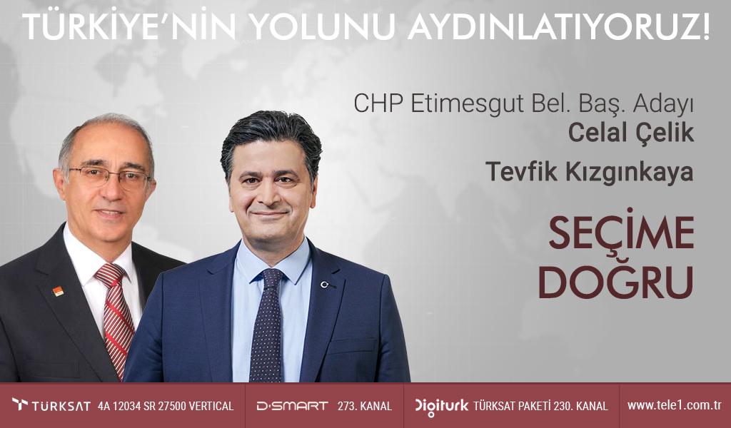 CHP Etimesgut Bel. Baş. Adayı Celal Çelik – Seçime Doğru (12 Mart 2019)
