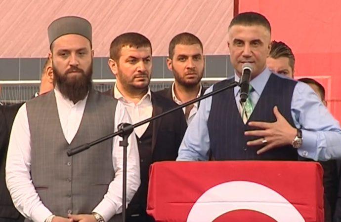 Organize suç örgütü lideri Sedat Peker'den imamlara 'silahlanın' çağrısı