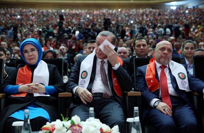 Sendika başkanından AKP'ye seçim hizmeti