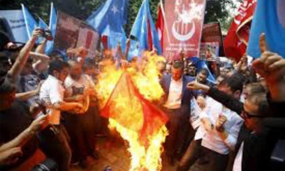 Çin hükumeti: Uygur Özerk Bölgesi'nde 13 bin kişi tutuklandı