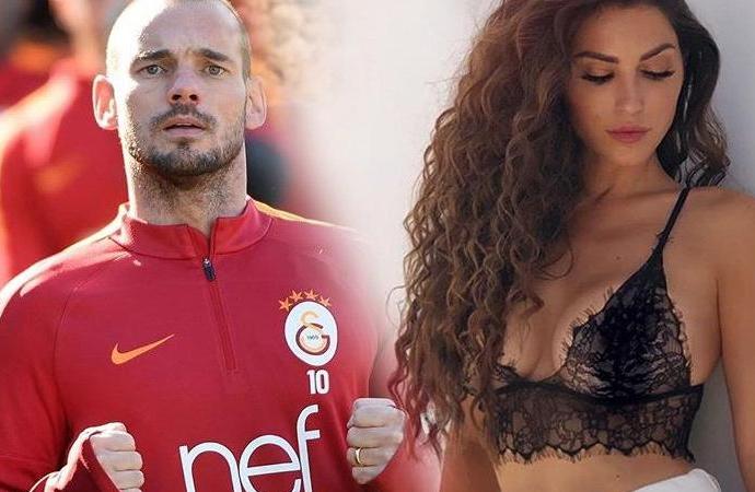 Sneijder: Batırdım! Her şeyi batırdım!