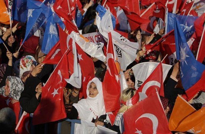 'Sorumluluğu üstlenmem' diyen AKP'li başkan istifa etti