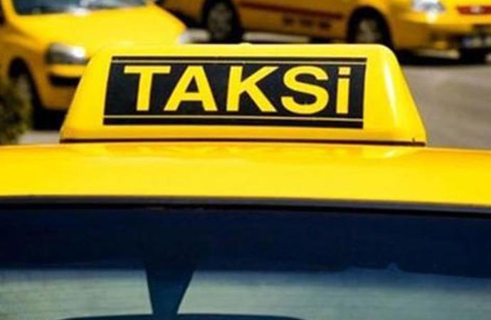 Taksiciler arasından 'turkuaz' tartışması
