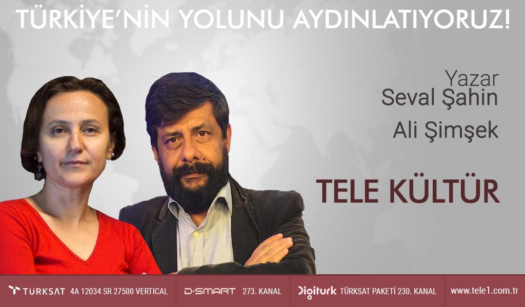 Osmanlı'dan günümüze polisiye edebiyatı – Tele Kültür (9 Mart 2019)