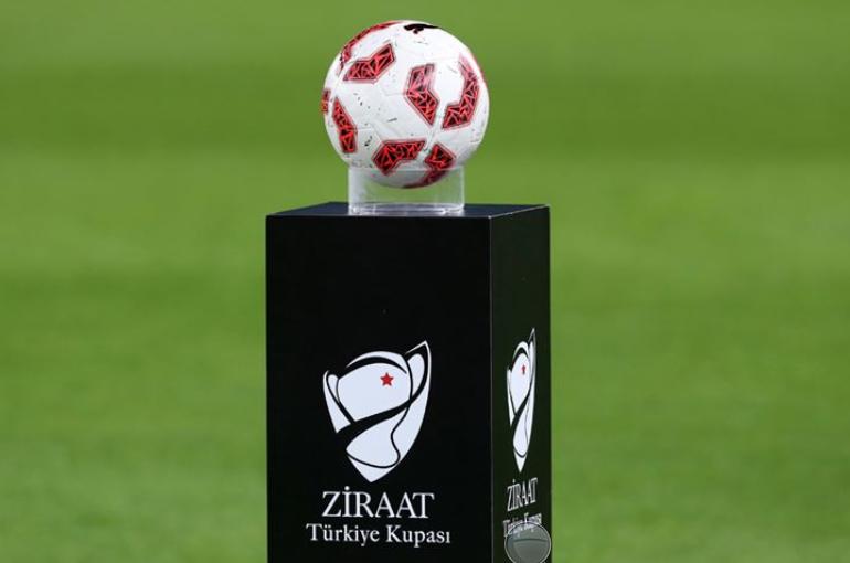 Ziraat Türkiye Kupası yarı final maçlarının programı belli oldu