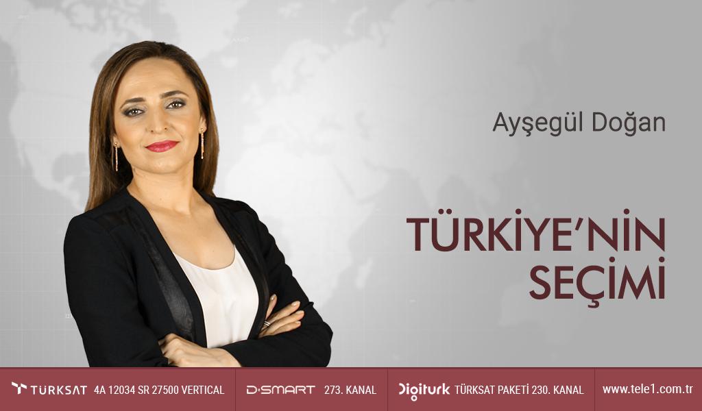 Oğuz Kaan, Filiz Kerestecioğlu, Ayşegül Doğan – Türkiye'nin Seçimi (3 Nisan 2019)