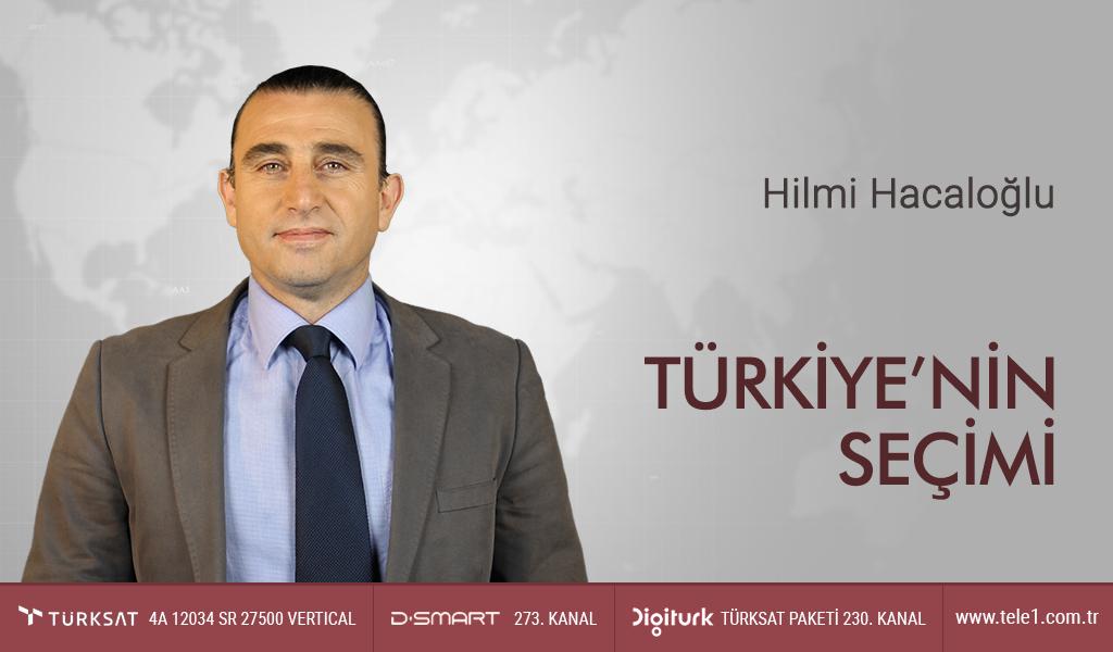 Ahmet Şık, Hilmi Hacaloğlu – Türkiye'nin Seçimi (27 Mart 2019)