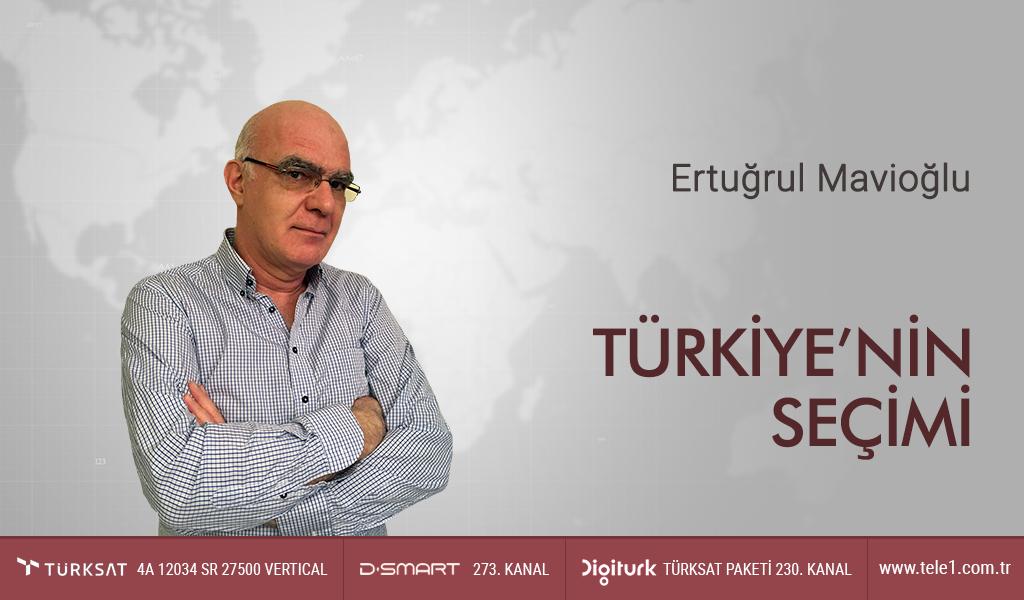 Prof. Dr. Fatma Gök , Ertuğrul Mavioğlu – Türkiye'nin Seçimi (22 Mart 2019)