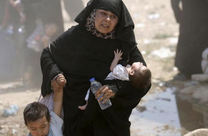 UNICEF'den çarpıcı Suriye raporu