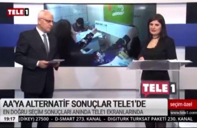 Yanardağ: Yerel Seçim sonuçlarının gerçek yorumları Tele1'de