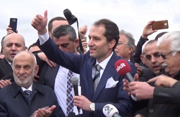Yeniden Refah Partisi kime oy vereceklerini açıkladı