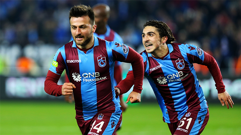 Trabzonspor'un altyapı 11'i: Altyapı futbolcuları takıma katkı sağlamaya devam edecek