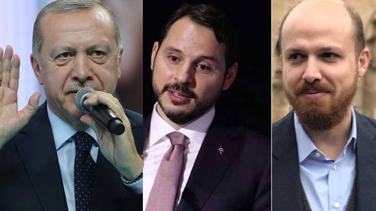 'Erdoğan kabul etti ama Berat Albayrak ve Bilal Erdoğan…'