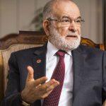 Karamollaoğlu'ndan Erdoğan'a 'dost' uyarısı