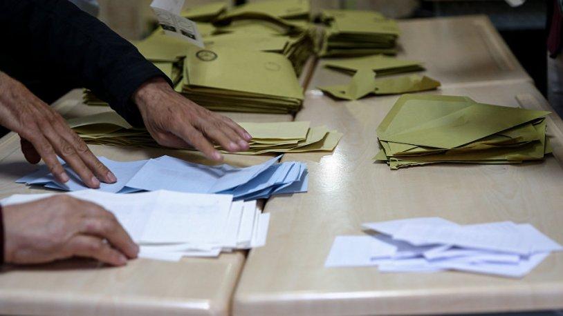 İstanbul'da 4 ilçede oyların yeniden sayılması işlemi sona erdi: İşte son durum