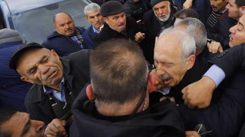 Saldırgan Osman Sarıgün'ün Kılıçdaroğlu'nun sığındığı eve keser ve demirle gittiği ortaya çıktı