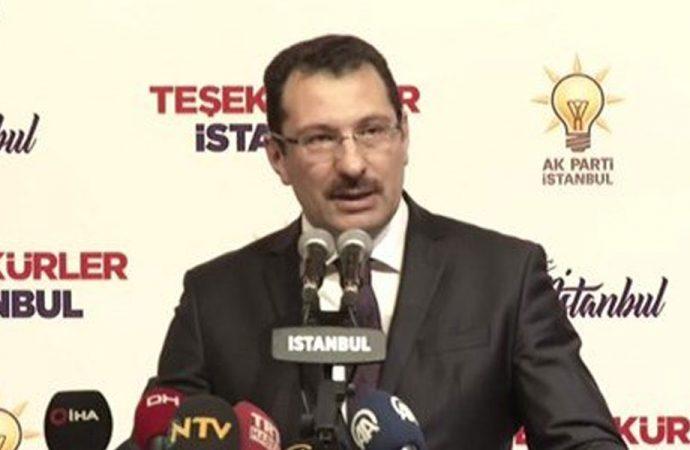 AKP'den hatalı oy girişi açıklaması!