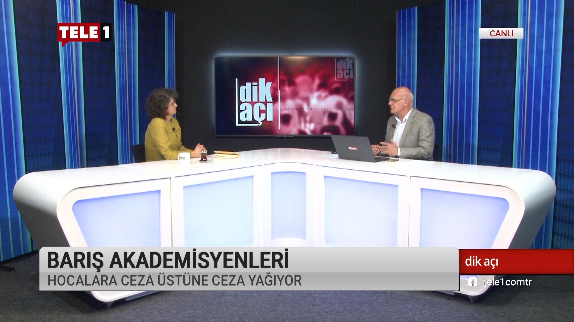 Doç. Dr. Özlem Özkan, Ertuğrul Mavioğlu – Dik Açı (25 Nisan 2019)
