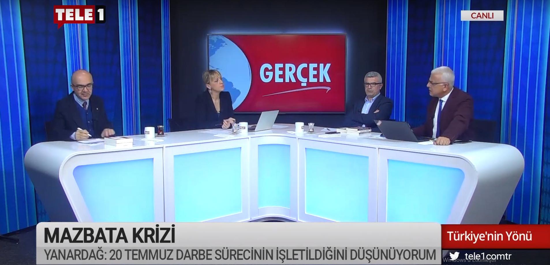 Türkiye 31 Mart seçimleriyle Dünyaya nasıl bir fotoğraf veriyor? – Türkiye'nin Yönü (14 Nisan 2019)