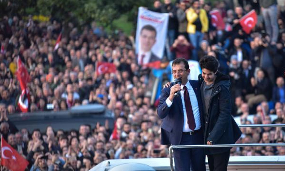 İstanbul Büyükşehir Başkanı Ekrem İmamoğlu ilk icraatını açıkladı