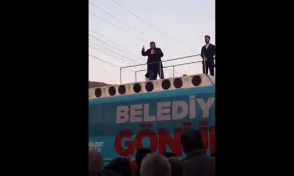 '1 oy fark atsınlar İzmir'i terk etmeyen namerttir' diyen AKP'li başkana şok