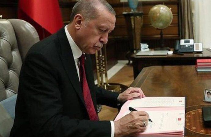 Erdoğan, başdanışmanını YÖK'e atadı
