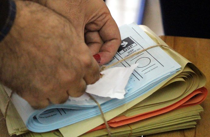 KONDA'dan geçersiz oylarla ilgili çok çarpıcı açıklama
