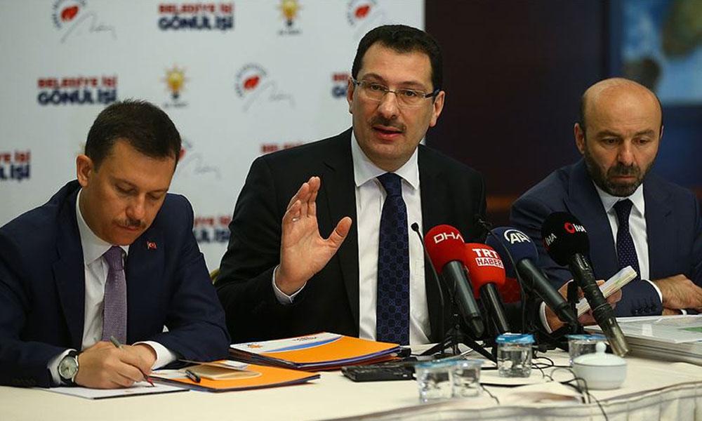 AKP'li Yavuz'dan, İmamoğlu'na 'veri kopyalama' tepkisi: Kimler kim üzerinde ne yapmak istiyor?