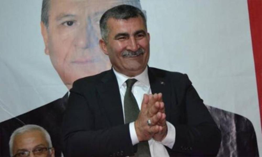 """""""Analarını belleyeceğiz"""" diyen MHP'li Nihat Atlı'nın başkanlığı düşürüldü"""